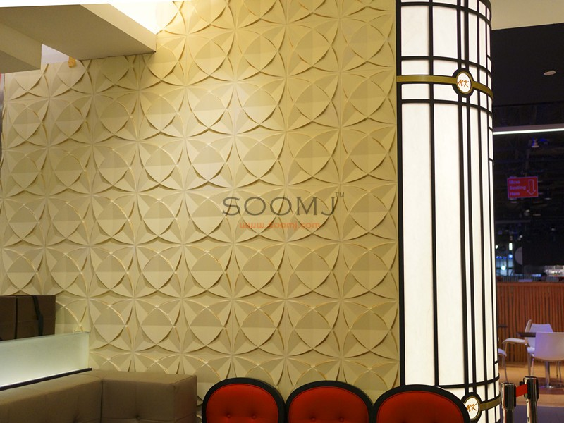 3D Exterior Wall Panel Decorative Wall Panels(set of 33) #B2833005