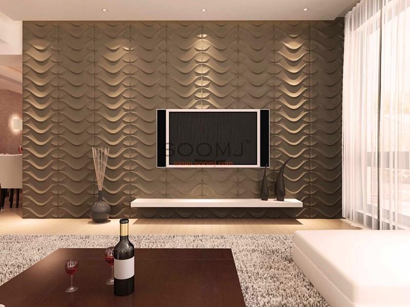 3D Modern Wall Art Cladding Textured Wall Panels 32.29 sq.ft(set of 12) #B2855032 & 3D Modern Wall Art Cladding Textured Wall Panels 32.29 sq.ft(set of ...