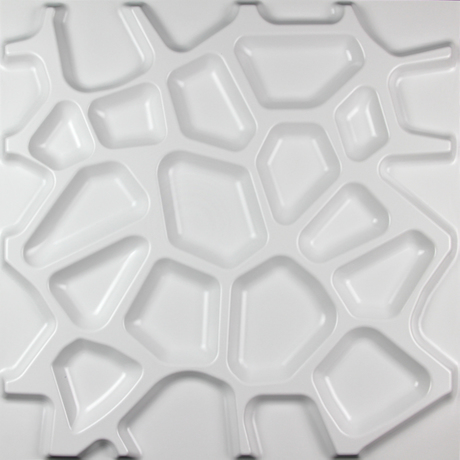 Plastic 3d wall covering textured wall panels 1 box - Plastic textured wall panels ...
