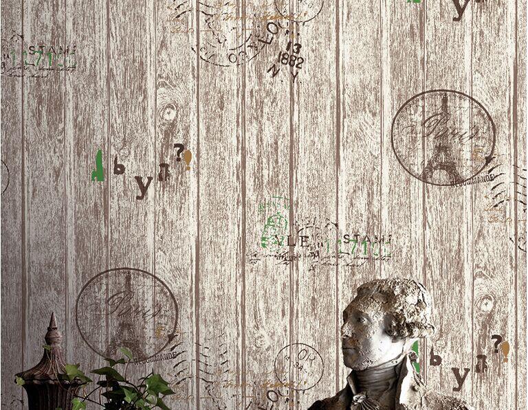 American Retro Wallpaper COLOURS