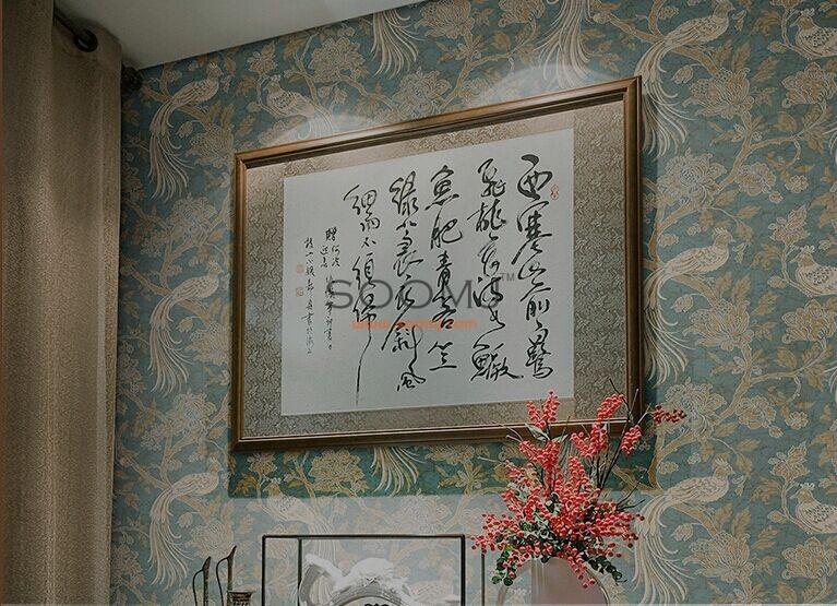 Asian Style Wallpaper