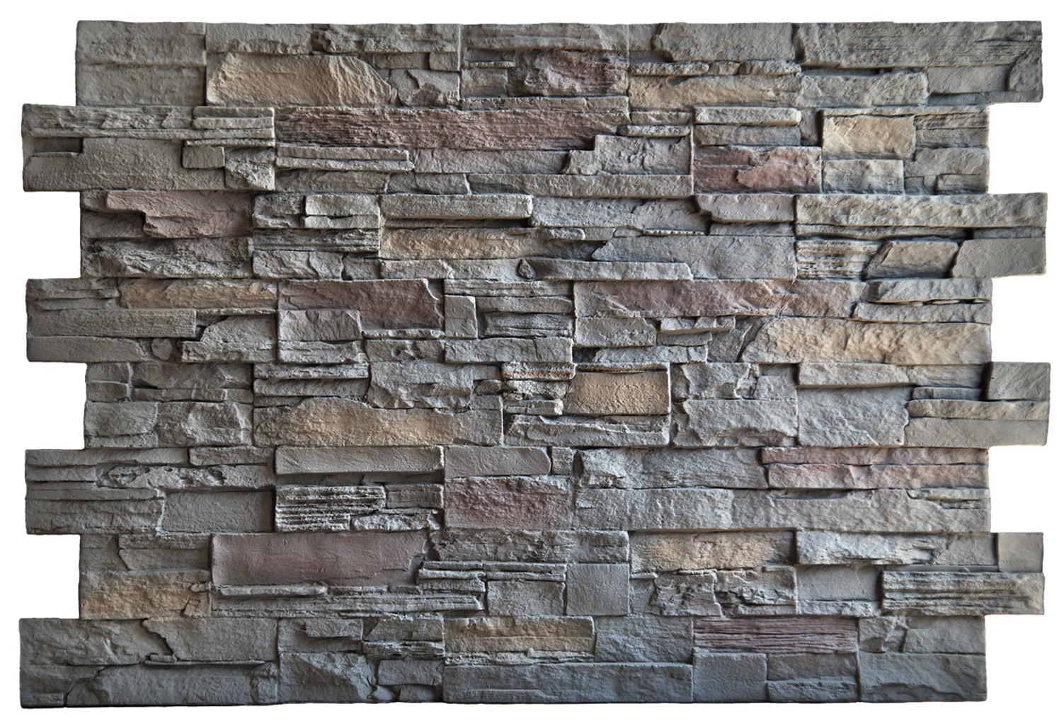 Stone Wall Panels : Faux stone wall panels veneer siding